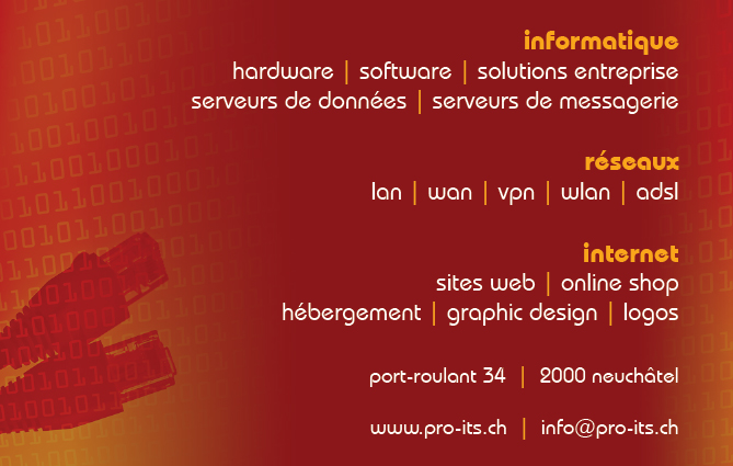 Informatique & Design